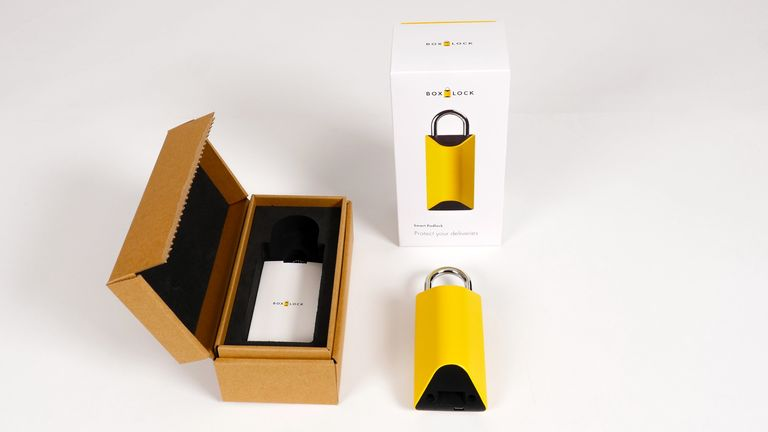 Shark Tank winner, Box Lock, teamed up with Uneka to design an economical and affordable packaging solution.