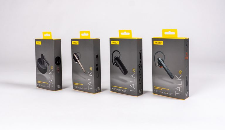 In collaboration with Enlisted Design, Uneka worked with Jabra to develop a cohesive DNA for their entire packaging line, consisting of over 20 SKU's.